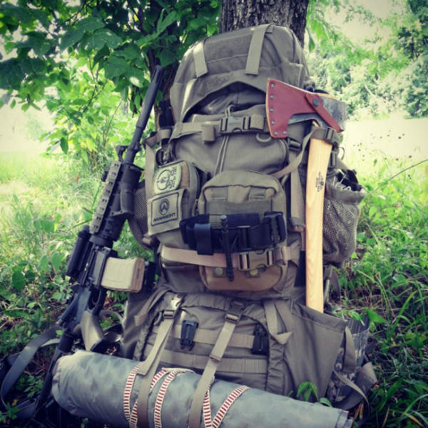 Build Your Own Bug Out Bag Categories Ideas