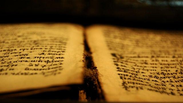 bible prepping