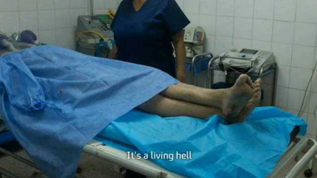 venezuela hospitals